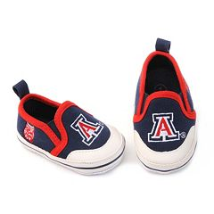 Arizona Wildcats Crib Shoes - Baby