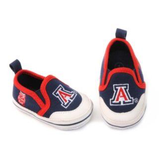 Arizona Wildcats Crib Shoes - Baby
