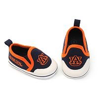 Baby Auburn Tigers Crib Shoes