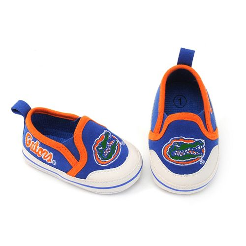 Baby Florida Gators Crib Shoes