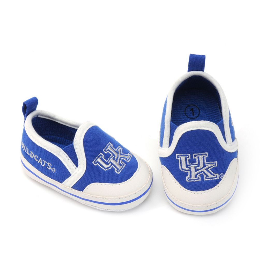 Baby Kentucky Wildcats Crib Shoes