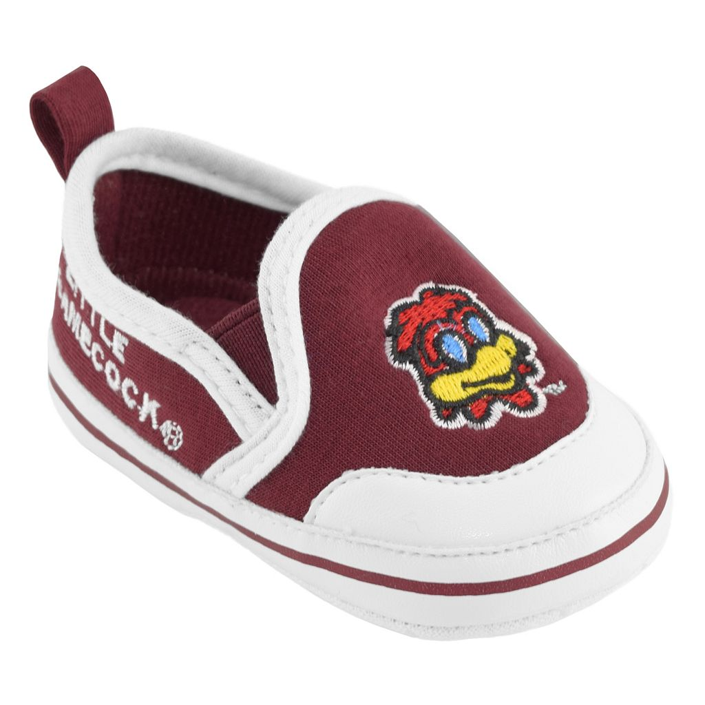 Baby South Carolina Gamecocks Crib Shoes