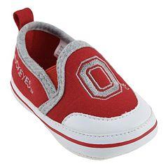 Ohio State Buckeyes Crib Shoes - Baby