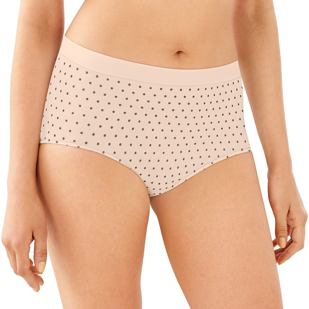 Bali One Smooth U All-Over Smoothing Brief 2361 - Women's