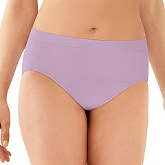 Bali One Smooth U All-Over Smoothing High-Cut Brief 2362 - Women's