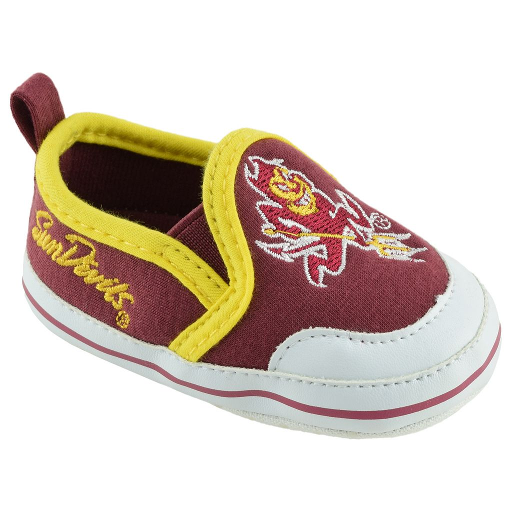 Baby Arizona State Sun Devils Crib Shoes