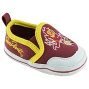 Baby Arizona State Sun Devils Crib Shoes