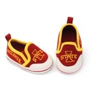 Baby Iowa State Cyclones Crib Shoes
