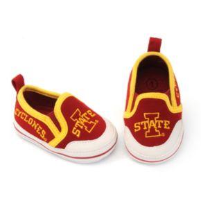 Baby Iowa State Cyclones Crib Shoes