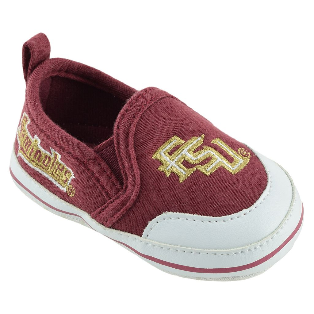 Baby Florida State Seminoles Crib Shoes