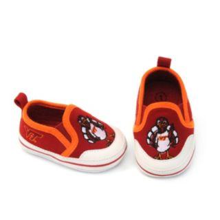 Baby Virginia Tech Hokies Crib Shoes