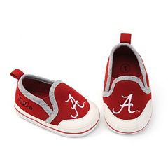 Baby Alabama Crimson Tide Crib Shoes