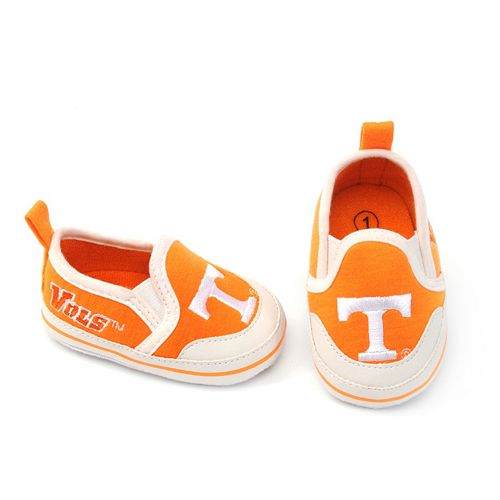 Baby Tennessee Volunteers Crib Shoes