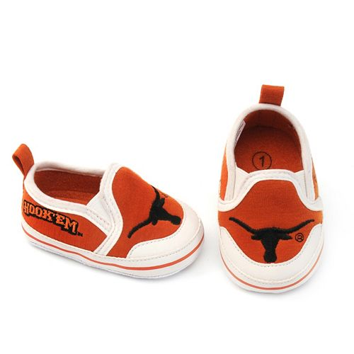 Baby Texas Longhorns Crib Shoes
