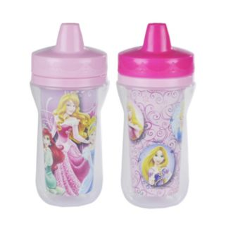 Disney Princess Insulated Spill-Proof Cups by The First Years
