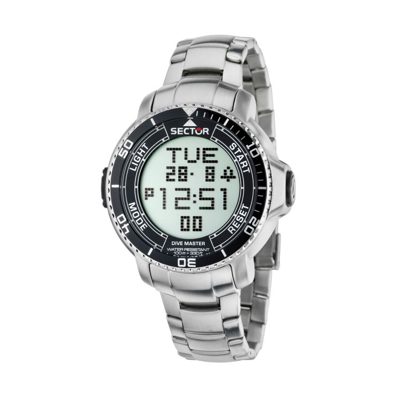 sector adult casual watches with chronograph