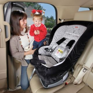 Britax EZ-Buckle Belly Pad