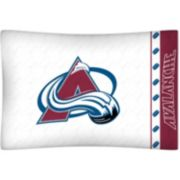 Colorado Avalanche Standard Pillowcase