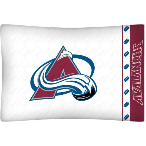 Colorado Avalanche Standard Pillowcase