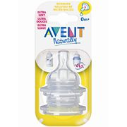Avent Newborn Bottle Nipple Set