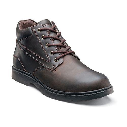 Nunn Bush Winnebago Waterproof Leather Boots Men