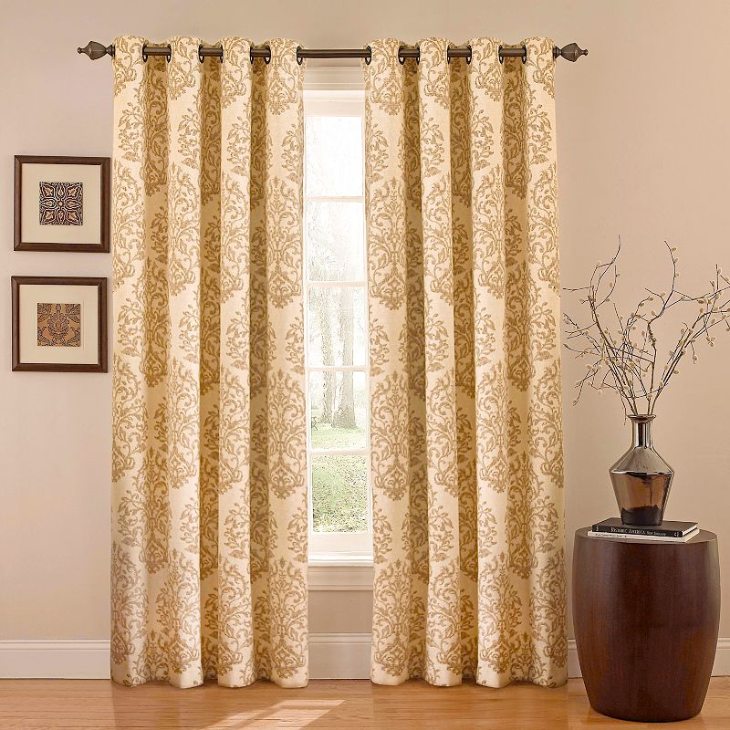 Window Treatments. Discover both modern and classic window treatments at Kohl's. Outfit your home in the latest colors and patterns of drapes, curtains and valances. Find stunning cordless blinds and sheers to add privacy and texture to your rooms. Or add drama with full length drapes and valances to tie everything together.