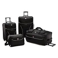 American Tourister Roadshow 4-Piece Luggage Set