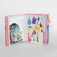 Disney Princess Friends Forever Deluxe Pop-Up Book