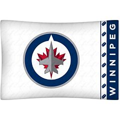 Winnipeg Jets Standard Pillowcase