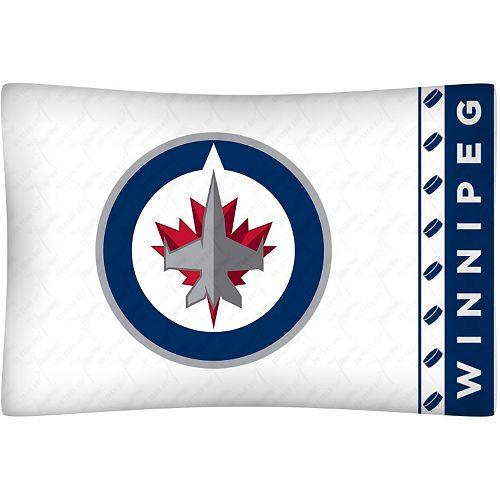 Winnipeg Jets Standard Pillowcase