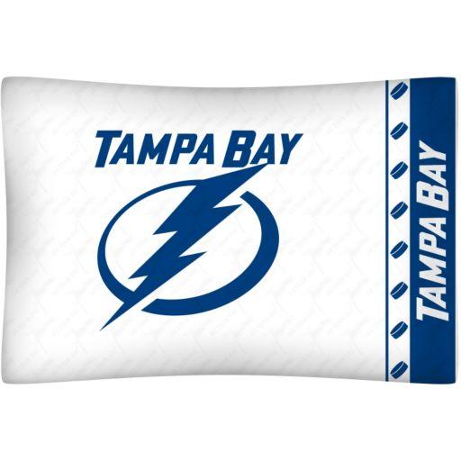 Tampa Bay Lightning Standard Pillowcase