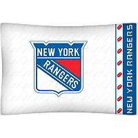 New York Rangers Standard Pillowcase