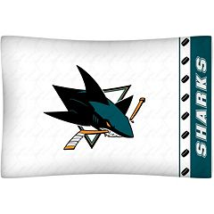 San Jose Sharks Standard Pillowcase
