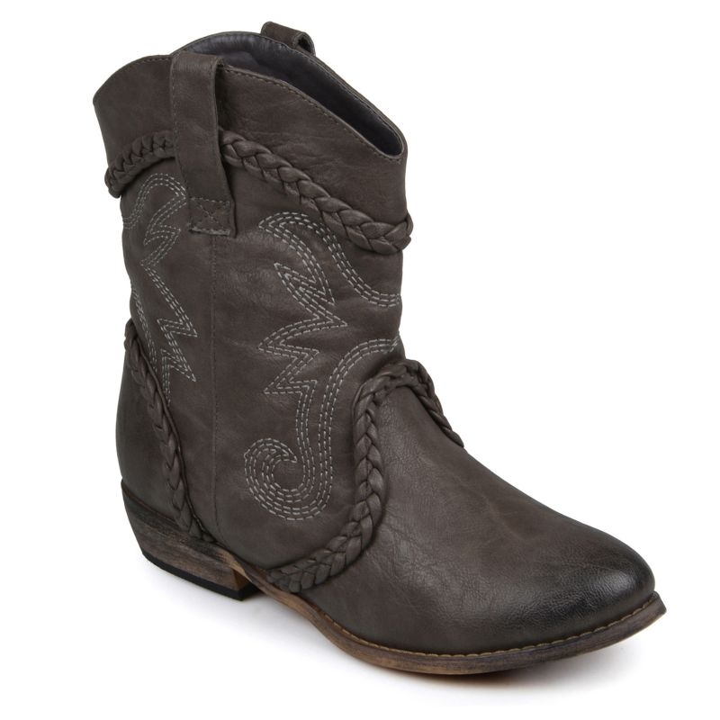 journee collection weezy cowboy boots