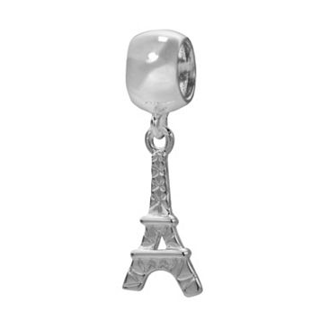 Individuality Beads Sterling Silver Eiffel Tower Charm
