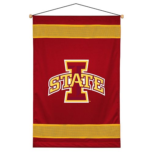 Iowa State Cyclones Wall Hanging