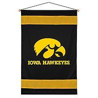 Iowa Hawkeyes Wall Hanging
