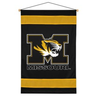 Missouri Tigers Wall Hanging