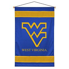 West Virginia Mountaineers Wall Hanging