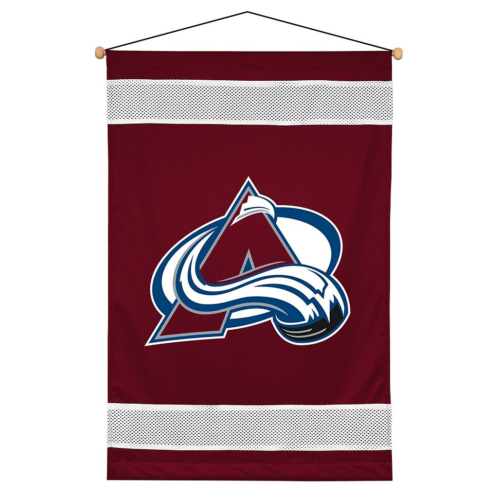 Colorado Avalanche Wall Hanging