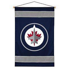 Winnipeg Jets Wall Hanging