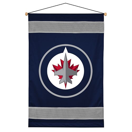 Winnipeg Jets Wall Hanging