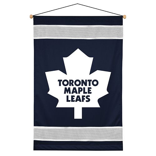 Toronto Maple Leafs Wall Hanging