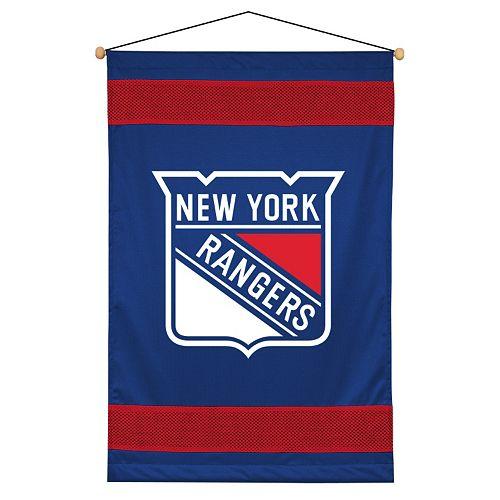 New York Rangers Wall Hanging