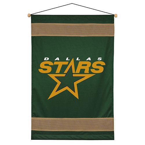 Dallas Stars Wall Hanging
