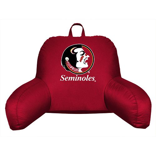 Florida State Seminoles Sideline Backrest Pillow