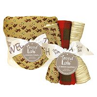 Trend Lab Northwoods Hooded Towel Set