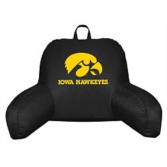 Iowa Hawkeyes Sideline Backrest Pillow