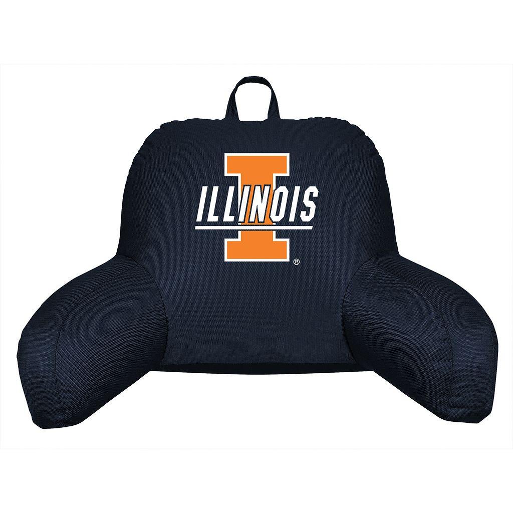 Illinois Fighting Illini Sideline Backrest Pillow