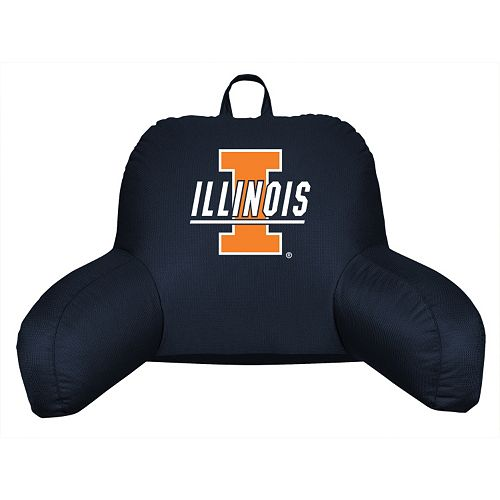 Illinois Fighting Illini Sideline Backrest Pillow